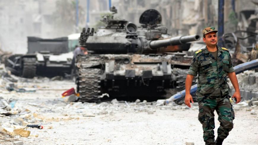 Генштаб: Пригороды Дамаска очищены от террористов