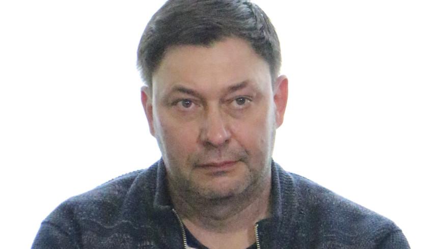 Жена Вышинского рассказала, что ему не разрешают звонки и свидания с родными