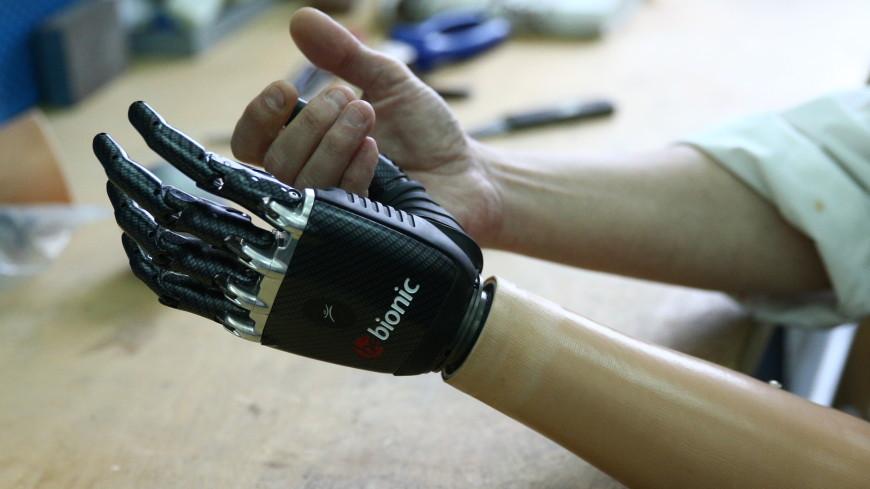 Уникальную видеоигру для людей с протезами рук изобрели в «Сколково»