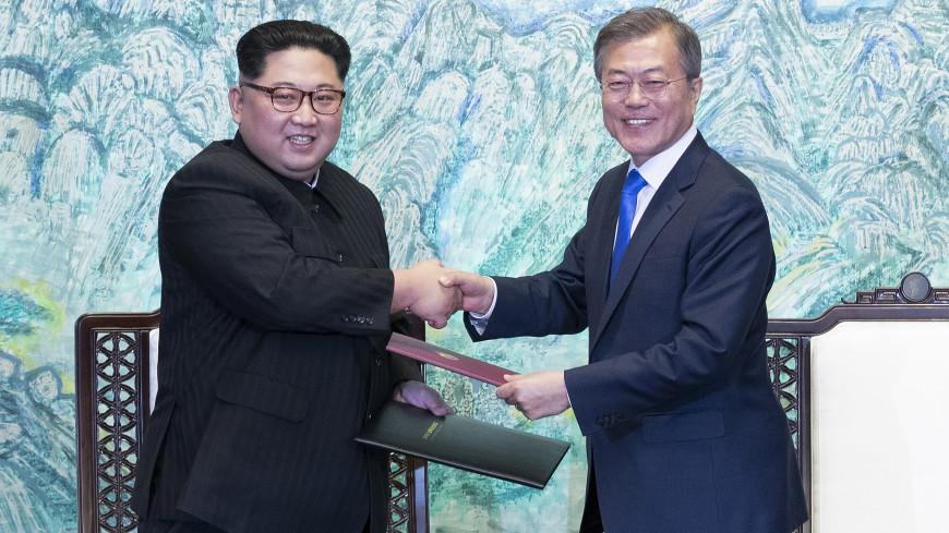 Лидеры Южной Кореи и КНДР встретились во второй раз за месяц