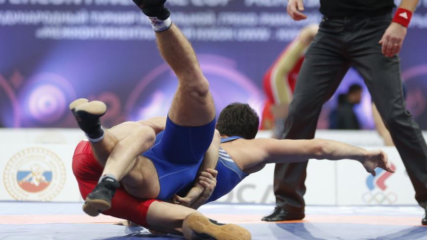 Три золота за день: россияне лидируют на чемпионате Европы по борьбе
