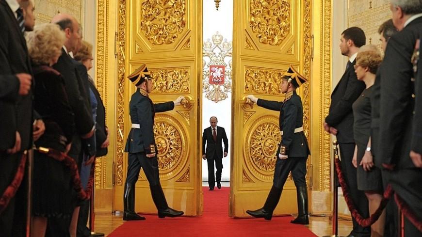 Телеканал «МИР» покажет церемонию вступления в должность президента России Владимира Путина в прямом эфире