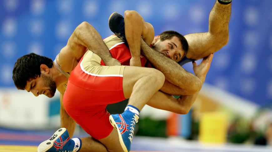 Россиянин Курбаналиев стал чемпионом Европы по вольной борьбе