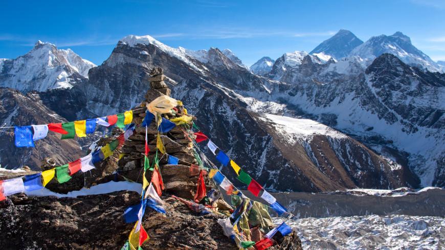 Альпинист из Башкирии погиб при восхождении на Эверест