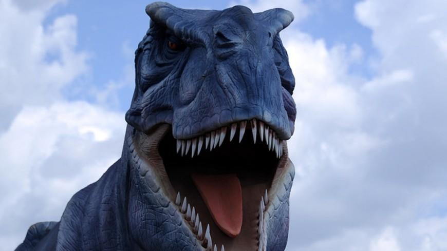 Загадки палеонтологии: динозавры не могли высовывать язык