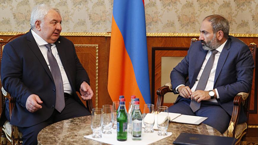 «Важный элемент безопасности»: Пашинян и генсек ОДКБ обсудили сотрудничество