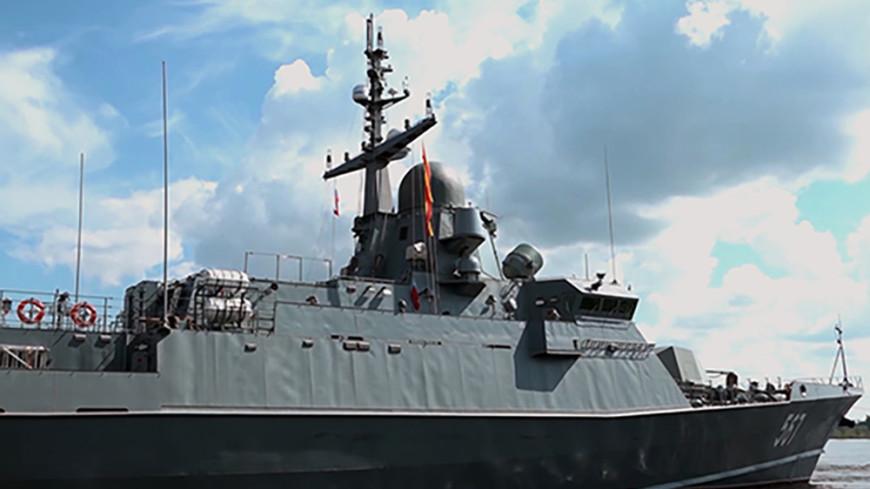 «Ураган» на Ладоге. Ракетный корабль приступил к испытаниям