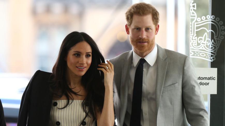 Принц Гарри и Меган Маркл стали герцогом и герцогиней Сассекскими