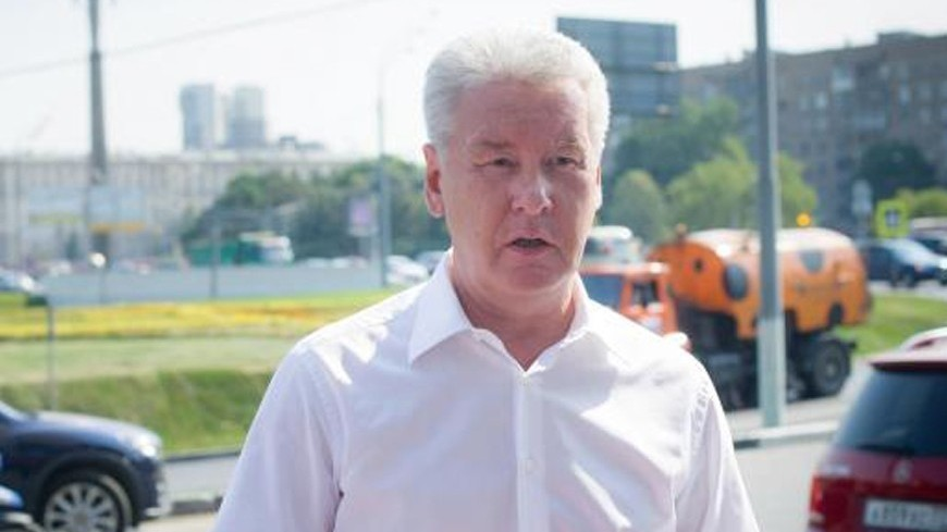 """Фото: """"Правительство Москвы"""":http://photo.mos.ru/, сергей собянин, собянин"""