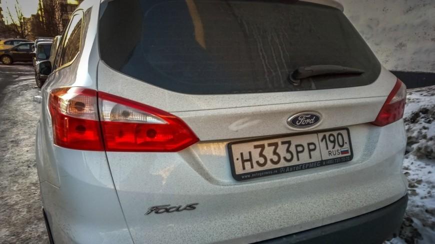 Ford Focus стал самой продаваемой иномаркой с пробегом в РФ