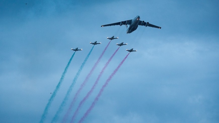 «МИР» покажет 9 мая шествие «Беларусь помнит!»