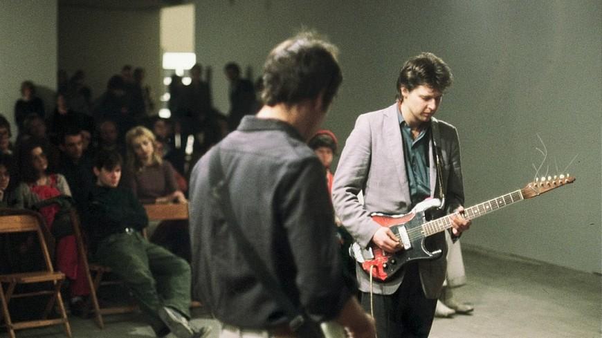 Скончался гитарист-экспериментатор Гленн Бранка