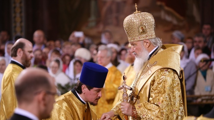 Патриарх Кирилл совершит молебен в день инаугурации президента России