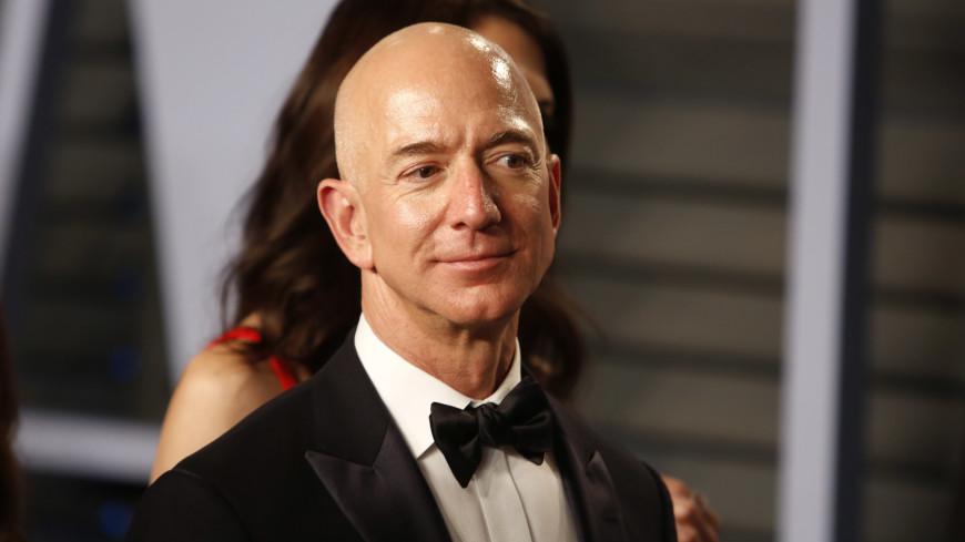Глава компании Amazon – богатейший человек в современной истории