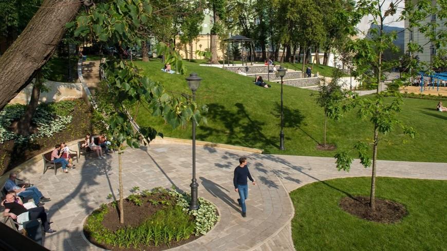На карте Москвы появится сквер Мандельштама и площадь Шаляпина
