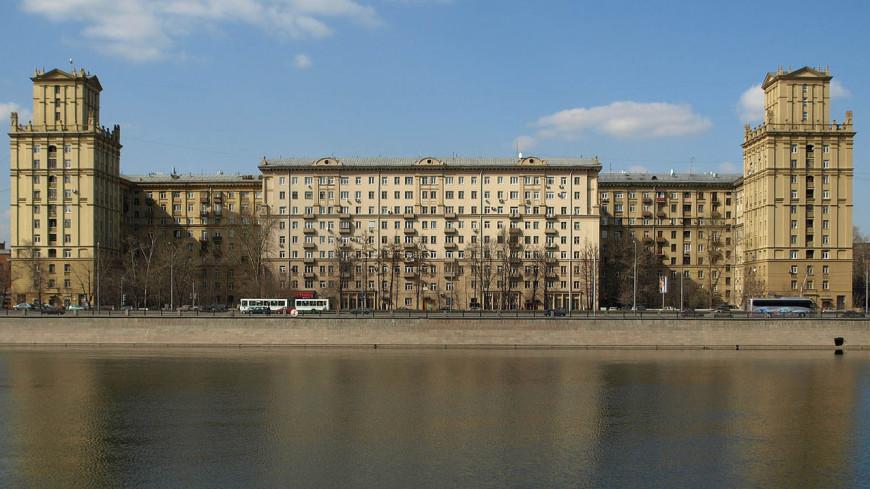 Бережковская набережная в Москве станет односторонней