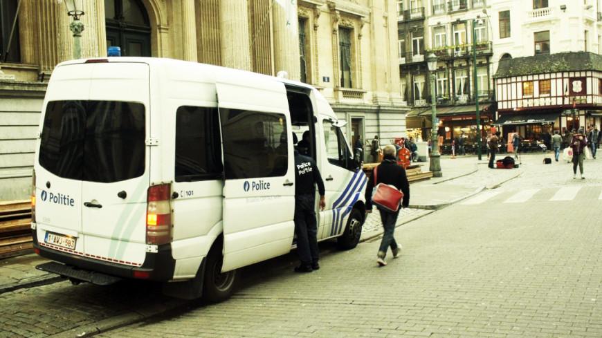 Бельгийская полиция задержала двух подозреваемых в парижских терактах