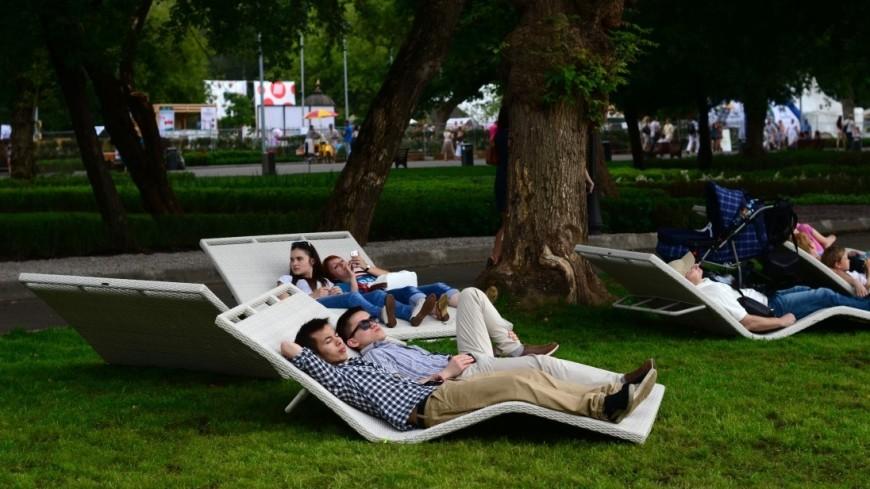 В благоустройстве московских парков примут участие архитекторы