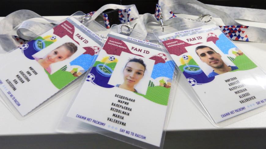 Паспорт болельщика сможет применяться после ЧМ по футболу
