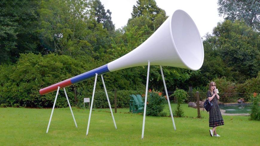 В «Сокольниках» вувузела будет «вести» звуковые трансляции матчей ЧМ