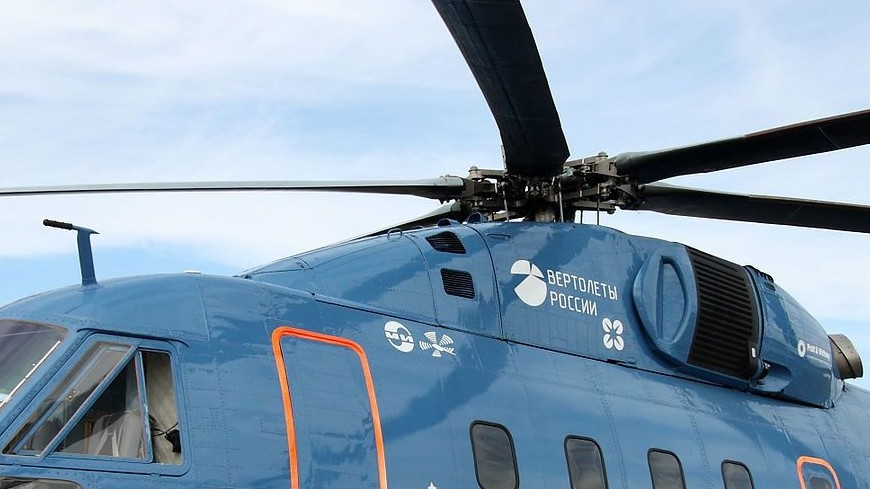 В России испытают новый десантный вертолет Ми-38Т