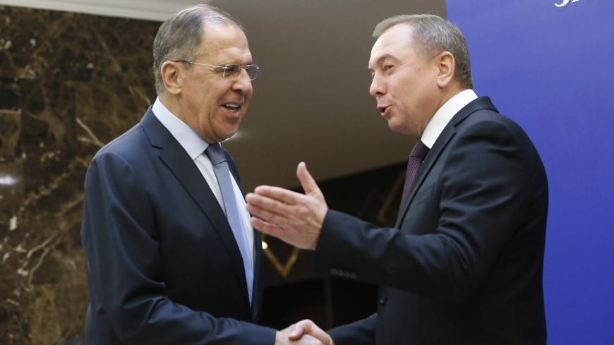 Лавров и Макей 29 мая подпишут соглашение о признании виз на время ЧМ