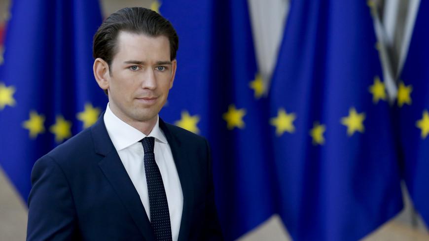 Канцлер Австрии: США перестали быть надежным партнером Евросоюза