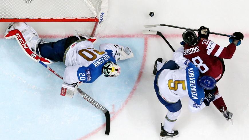 Казахстан примет ЧМ по хоккею-2019 в группе А первого дивизиона