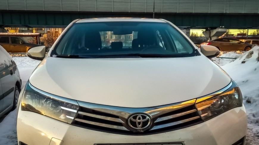 В России отзывают тысячи Lexus и Toyota из-за подушек безопасности