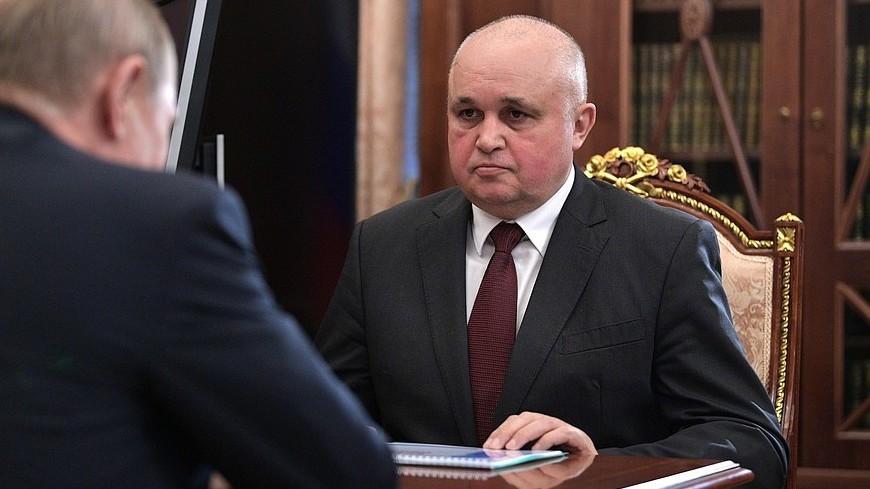 Цивилев заявил о намерении участвовать в выборах главы Кузбасса