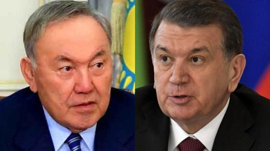 Пример дружбы: Назарбаев и Мирзиеев обсудили сотрудничество