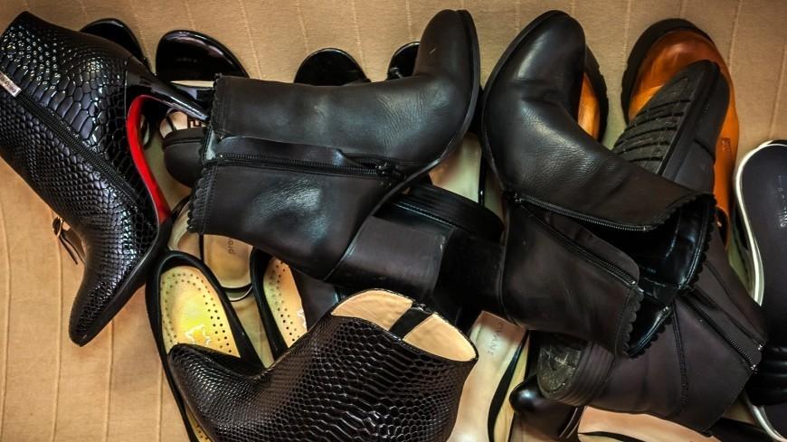 С июня в России начнется эксперимент по маркировке обуви