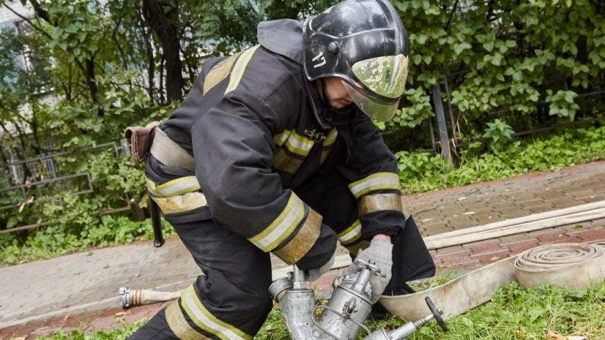 На шахте в Кузбассе вспыхнул пожар: пострадавших нет