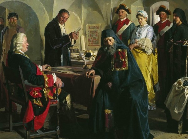 Инквизиция по-русски: история Тайной канцелярии