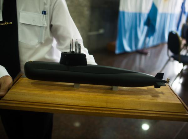 На исчезнувшей подлодке «Сан-Хуан» произошел взрыв