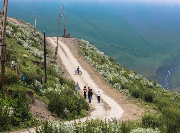 Музей под открытым небом: чем удивит азербайджанское село Хыналыг