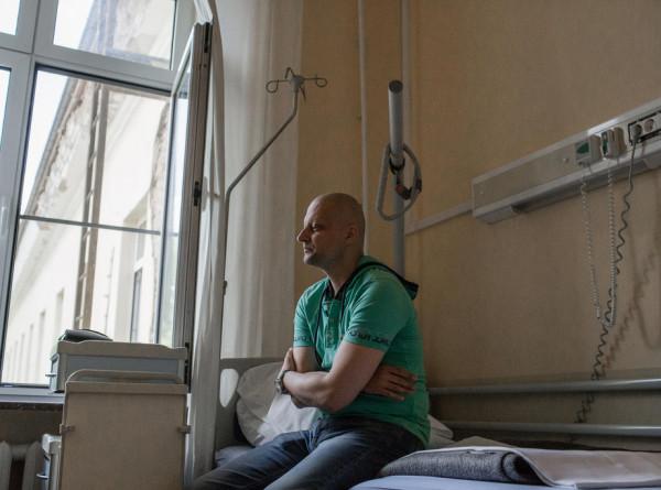 Борьба за жизнь сильного духом человека: история онколога Андрея Павленко