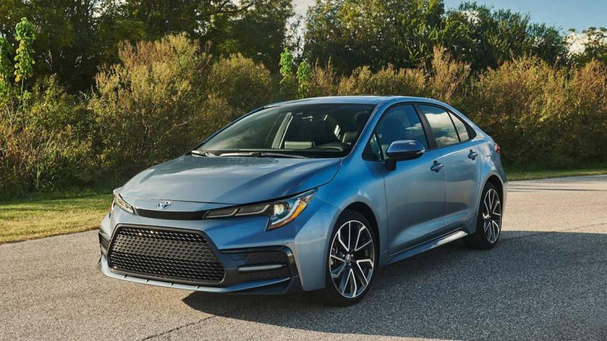 Toyota представила новое поколение самого популярного в мире автомобиля