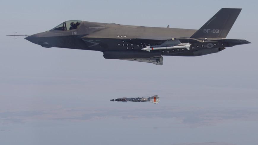 Новый подход: США намерены снять с истребителей все оружие