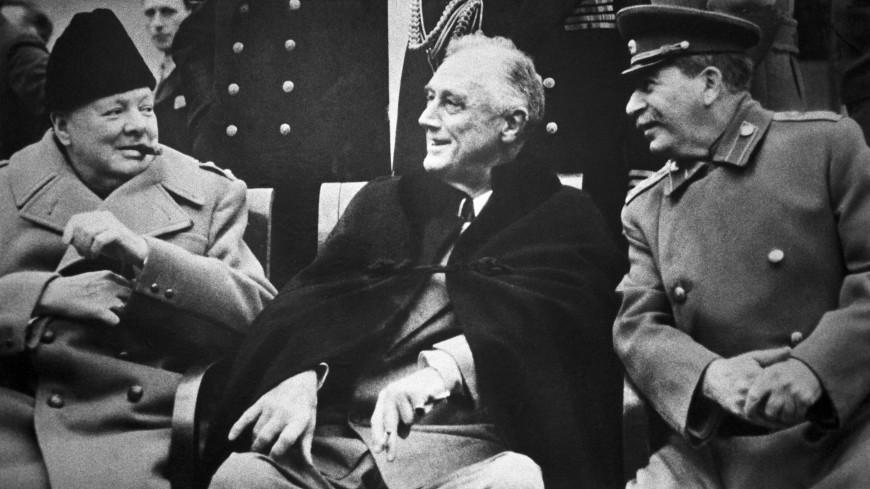 Черчилль и Рузвельт ездили в 1943-м по Тегерану на «кремлевских» машинах
