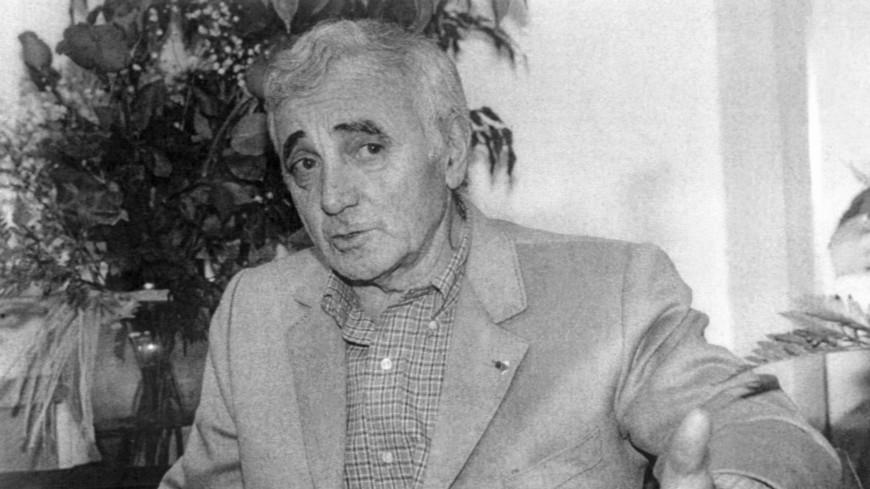 В память о Шарле Азнавуре выпустят посмертный сборник его песен