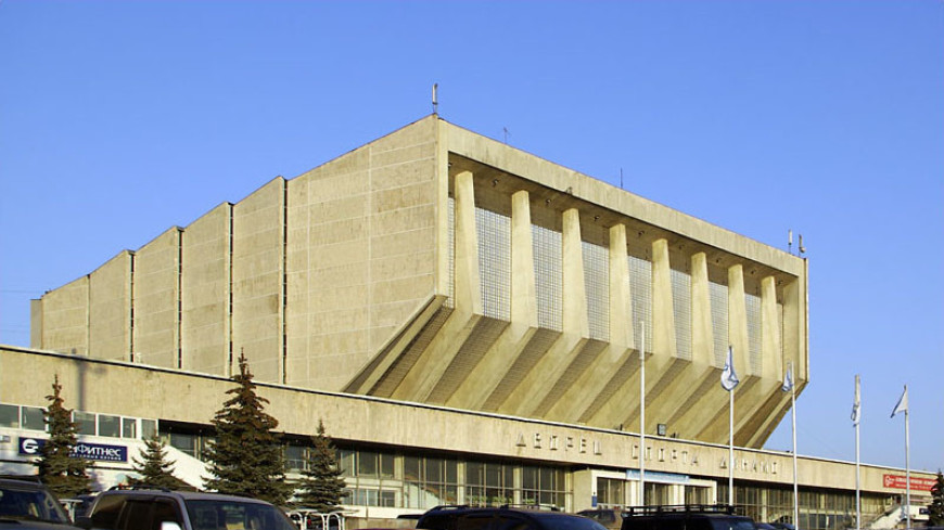 Дороги у дворца спорта «Динамо» перекроют из-за Кубка «Алроса»