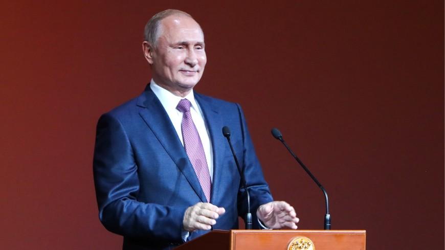 Путин: Российские культурные бренды имеют мировое значение