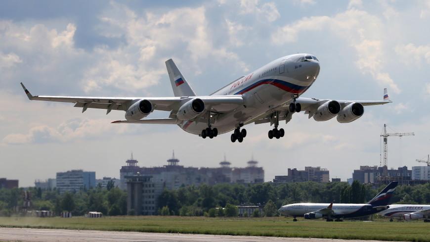 В Воронеже начали сборку модернизированного Ил-96