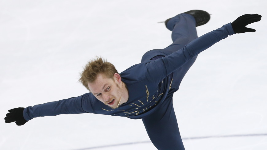 Фигурист Воронов занял второе место на этапе Гран-при в Японии