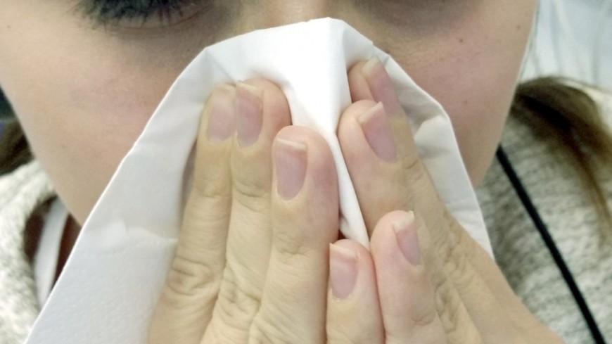 """Фото: """"«Мир 24»"""":http://mir24.tv/, таблетки, болезнь, насморк, простуда, капли, носовой платок, лекарство, нос, чихать, грипп, доктор, здравоохранение, медицина, эпидемия"""