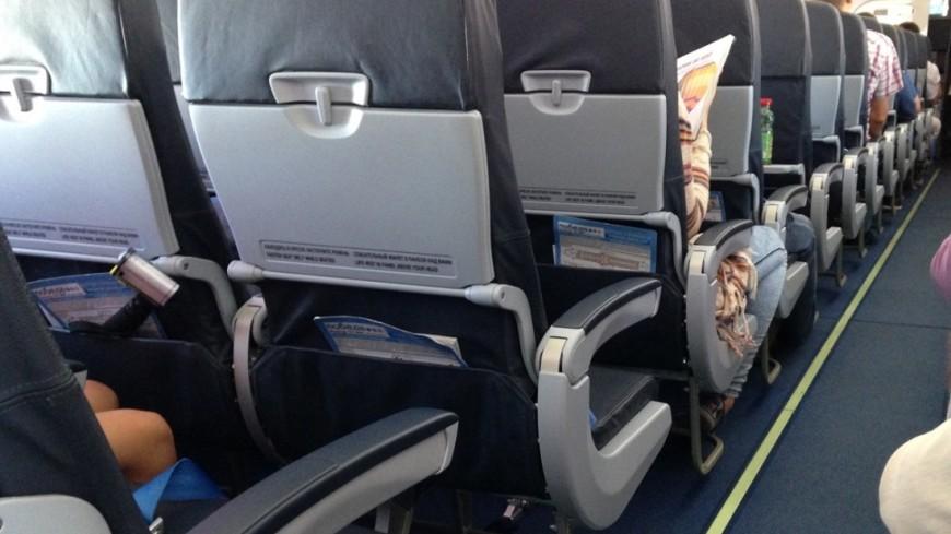 "© Фото: ""Светлана Родина, «МИР 24»"":http://mir24.tv/, салон самолета, самолет"
