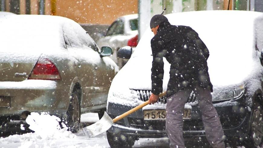 "Фото: Татьяна Константинова, ""МТРК «Мир»"":http://mirtv.ru/, уборка снега, снег, снегопад"