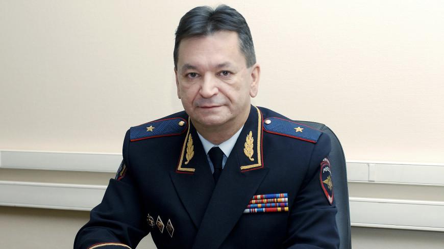 Прокопчук останется вице-президентом Интерпола до 2019 года