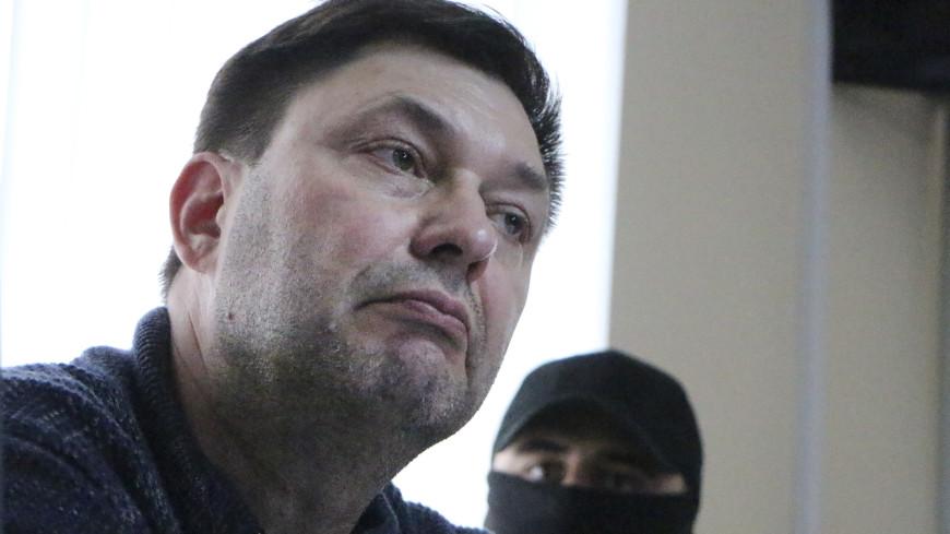 Суд продлил арест Вышинского еще на два месяца – до 28 декабря